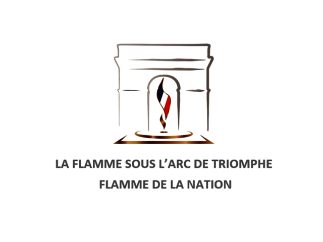 La Flamme sous l'arc de triomphe – Flamme de La Nation
