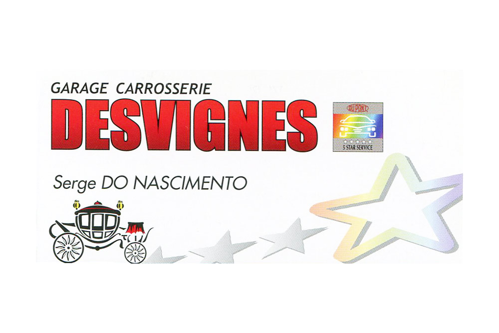EURL Carrosserie Desvignes, Établissement Serge Do Nascimento